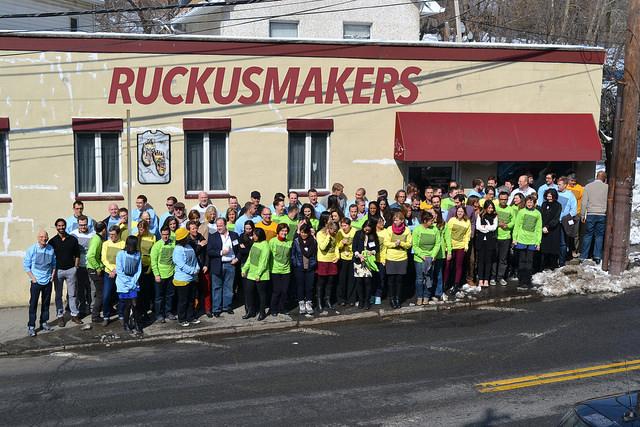 Ruckusmakers